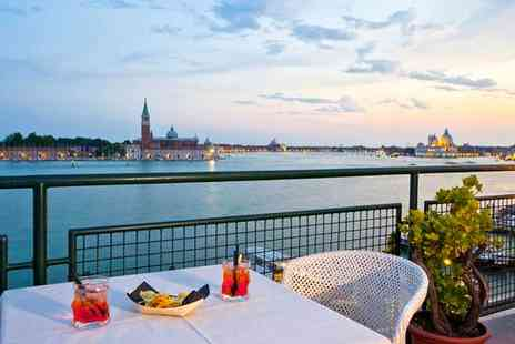 Hotel Gabrielli - Four Star Lagoon Stay in 19th Century Hotel for two - Save 80%