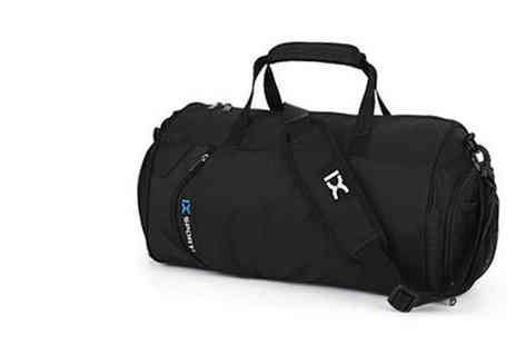 Secret Storz - Multi compartment canvas holdall - Save 80%