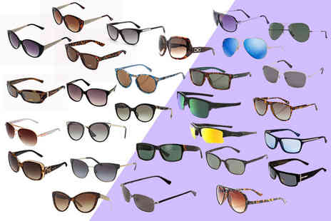 Brand Logic - Mystery sunglasses deal for him or her Storm, Ray Ban, MK, Prada, Burberry, Ted Baker and more - Save 0%