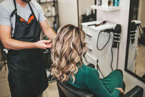 Scruples Hair and Beauty - Balayage, wash, cut and blow dry - Save 62%