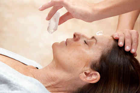 Kew Training Academy - Online diploma in crystal therapy course - Save 84%