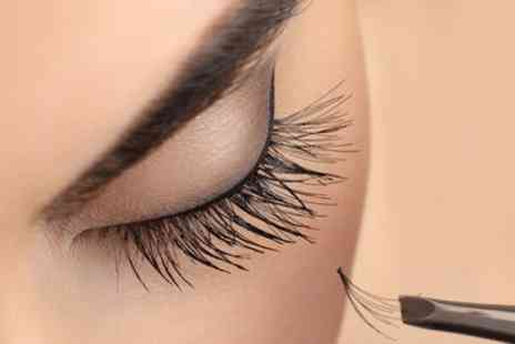 Kelly Glover Hair and Beauty - LVL Lash Lift with Eyebrow Tint and Optional Shaping - Save 35%