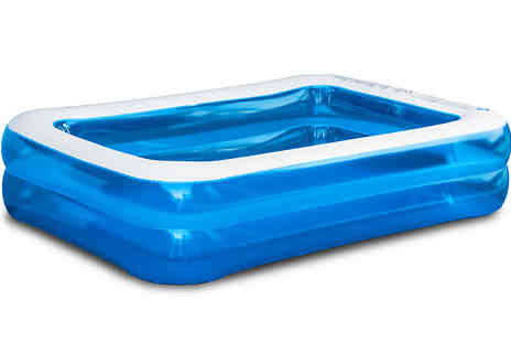 Home Season - 6.5ft Swimming Pool with Optional Electric Pump - Save 60%