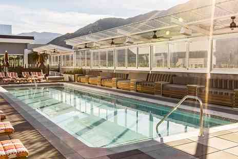 Kimpton Rowan Palm Springs Hotel - New Palm Springs Kimpton Hotel - Save 0%