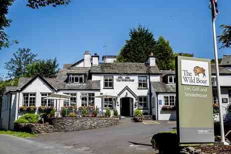 The Wild Boar - Summer Lake District stay including bubbly - Save 0%