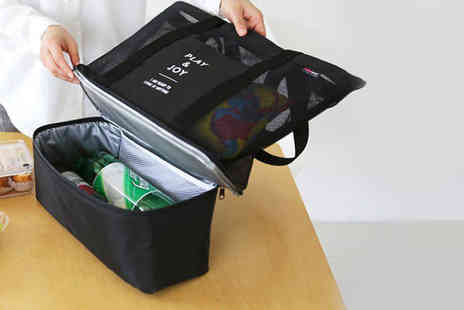 Litnfleek - Insulated food bag choose from four colours - Save 70%