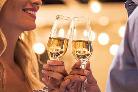 Hilton Belfast - Celebration package for 40 people including a bling my bubbly experience on arrival and a finger buffet - Save 0%