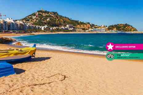 Fleetway Travel - Four Star Escape with a 5, 7, 10 or 14 nights getaway to Costa Brava Now with the ability to choose your flight - Save 19%