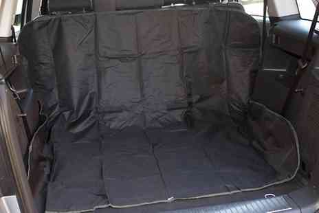 Groupon Goods Global GmbH - Car Boot Seat Protectors - Save 0%