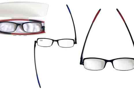 Groupon Goods Global GmbH - Slim Folding Reading Glasses - Save 0%