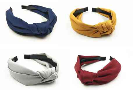 Groupon Goods Global GmbH - Knotted Headband - Save 0%