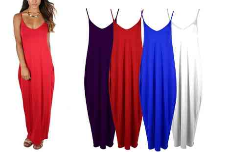 Groupon Goods Global GmbH - Camisole Maxi Dress - Save 0%