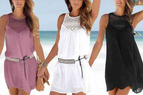 Groupon Goods Global GmbH - One or Two Womens Beach Dresses - Save 0%