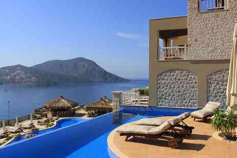 Likya Residence Hotel & Spa - Five Star Boutique Resort on the Stunning Lycian Coast - Save 0%