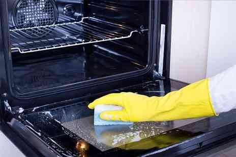 Ovenreacher Cleaning - Professional single or Double oven cleaning service - Save 52%