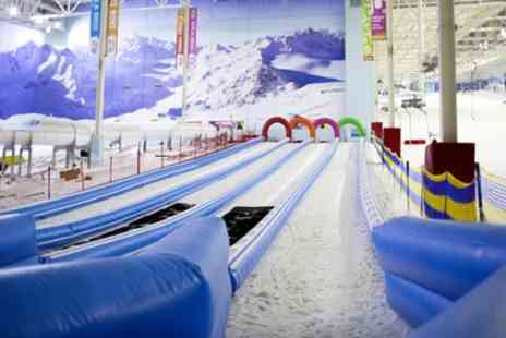Chill Factore - One Hour Snow Park Pass with Clothing Hire for One or Two - Save 51%