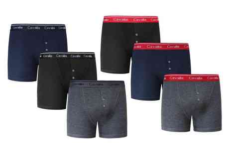 Groupon Goods Global GmbH - 12 Pack of Mens Boxers in Choice of Size - Save 0%