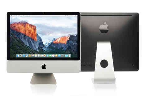 Tech Market - Refurbished 20 Inch Apple iMac - Save 55%