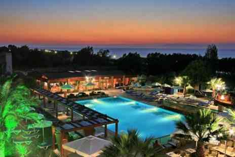 Jetline Holidays - Four Star Seven Nights All Inclusive Stay at All Senses Ocean Blue Sea Side Resort with Return Flights - Save 0%
