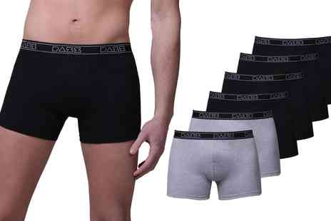 Groupon Goods Global GmbH - Six Pack of Mens Boxer Shorts - Save 0%