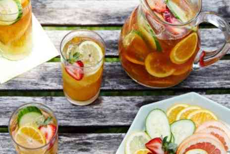 Almondsbury Creative - Pimms and Ploughmans for Two or Four - Save 50%