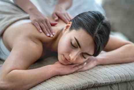 Laserclear - Choice of Up to 60 Minute Massage or Hopi Ear Candling and Back, Neck and Shoulder Massage - Save 53%