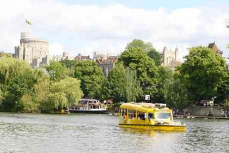 Windsor Duck Tours - Boat Tour Ticket for One Adult or Family of Four - Save 46%