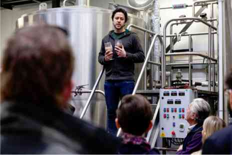 Virgin Experience Days - Bristol Craft Beer Experience with Boat Trip, Brewery Tour and Tastings for Two - Save 0%