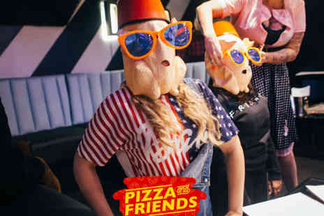 Duo - Friends quiz with an hour of bottomless cocktails, a pizza and club entry - Save 64%