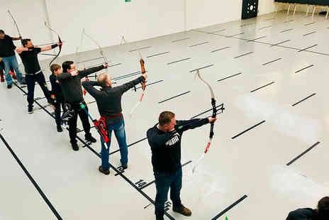 Indoor Archery - One hour indoor archery session for one - Save 50%