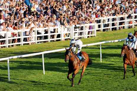 Lingfield Park Resort - Summer racing and live music for 2 with drinks - Save 49%