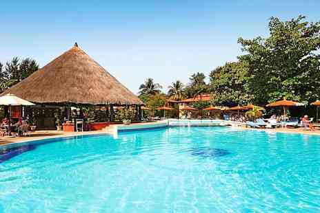 The Gambia Experience - Deluxe beach holiday including flights - Save 0%