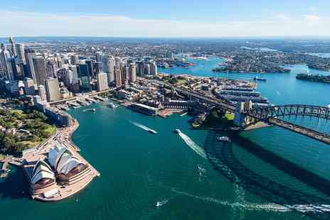 Infinity Cruises - Singapore to Sydney cruise with flights and stays - Save 0%