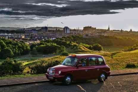 Hail The Cabbie - Outlander Traditional Taxi Tours - Save 0%
