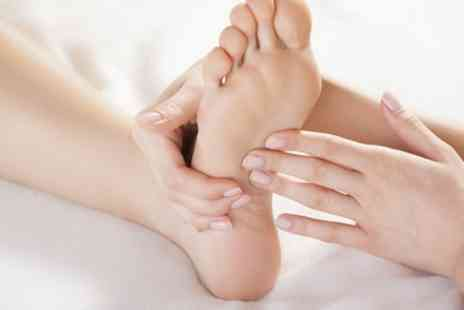 The Salon North End - One Hour Podiatry Session - Save 37%