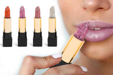 Avant Garde - Glitter colour changing lipstick - Save 91%