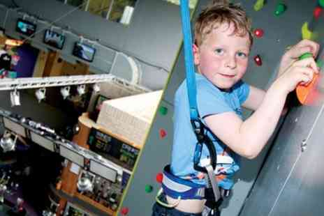 Twinwoods Adventure - Indoor Climbing Experience for One or Two - Save 46%