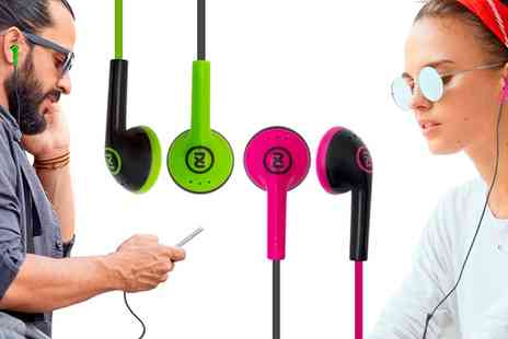 Groupon Goods Global GmbH - One or Two Pairs of Skullcandy 2XL Earphones - Save 0%
