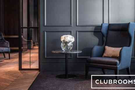 Clubrooms - Airport Lounge Entry with Food, Drinks and Champage - Save 30%