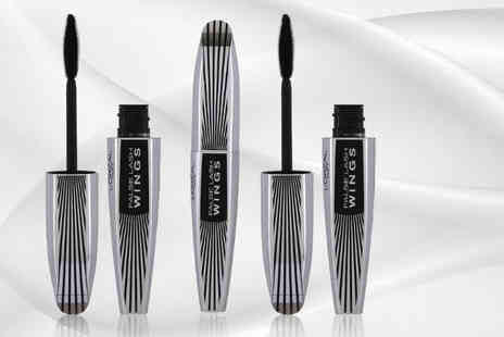 Deals Direct - Three LOreal butterfly effect mascaras - Save 53%