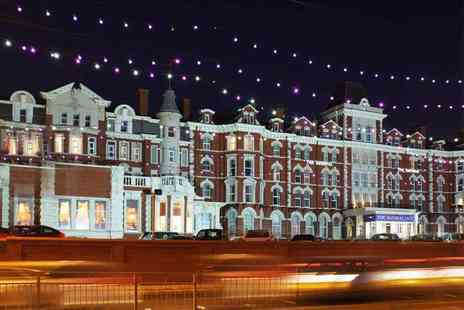 The Imperial Hotel Blackpool - Overnight stay for two people with breakfast, leisure access and late check out - Save 48%