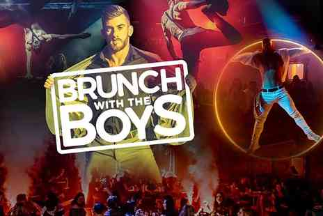 FEST Camden - Brunch with the Boys and Bottomless Prosecco for Two - Save 54%