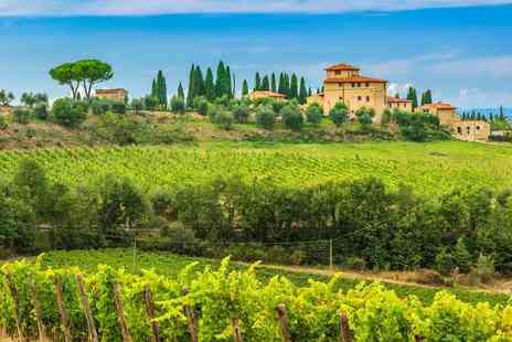 Fleetway Travel - Four Star Escape with a 5, 7 or 10 nights getaway to Tuscany Now with the ability to choose your flight - Save 0%
