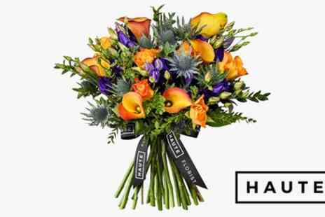 Haute Florist - 50% Discount on Fresh Flowers - Save 0%