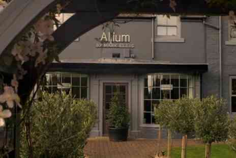 The Allium Bar & Grill - Trio of Gins for One or Two - Save 56%
