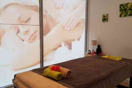 Spa Diamond Derby - Choice of One Hour Massage, Facial or Both - Save 52%