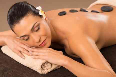 Roots Of The Earth Spa - 60 Minute Choice of Massage or 30 Minute Classic Massage with 30 Minute Sauna - Save 71%