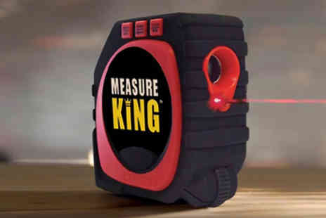 Shop Story - Three in On Digital Laser Tape Measure - Save 64%