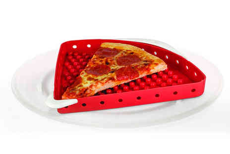 Homeware - Microwave pizza tray - Save 62%