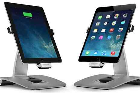 Groupon Goods Global GmbH - One or Two Mophie Powerstand Charging Stations for iPad - Save 0%